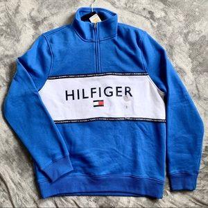 Tommy Hilfiger | 1/4 zip crewneck sweater